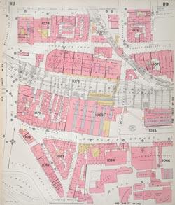 Insurance Plan of London Vol. V: sheet 119